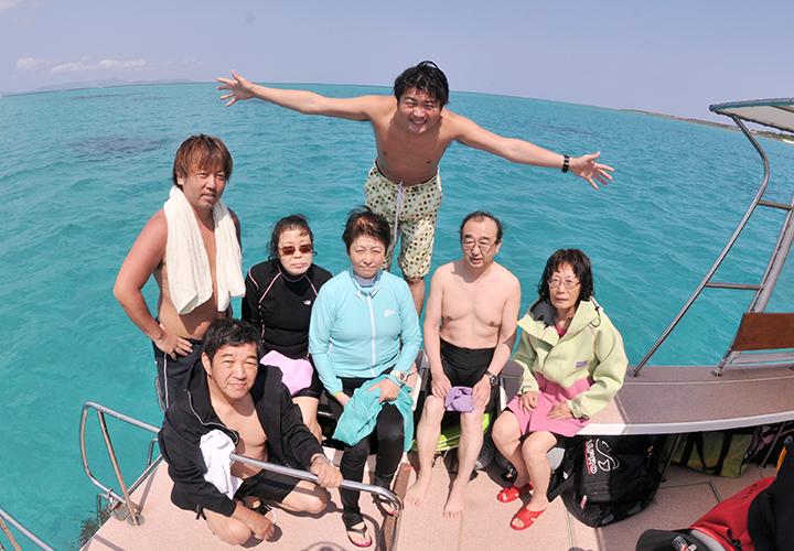 50歳から始めるダイビング